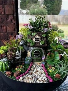 21 Creative DIY Indoor Garden Ideas 05