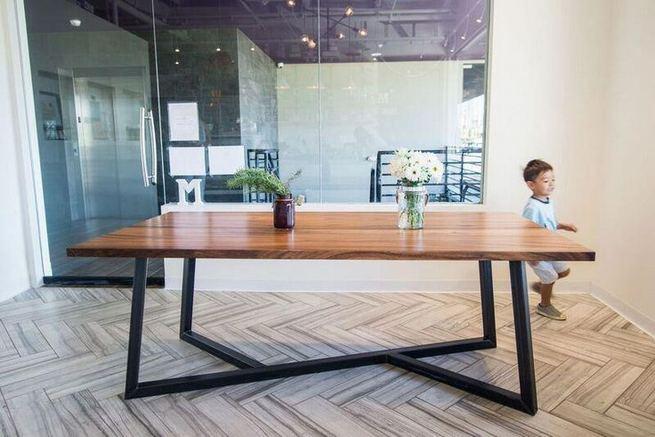 21 Vintage DIY Dining Table Design Ideas 14