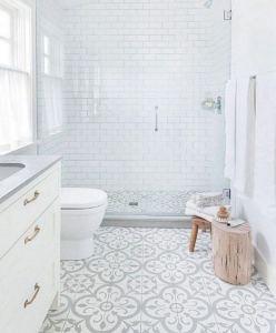 12 Best Inspire Bathroom Tile Pattern Ideas 31