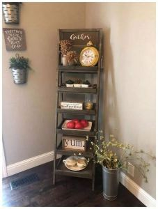 13 Cozy Farmhouse Living Room Decor Ideas 04