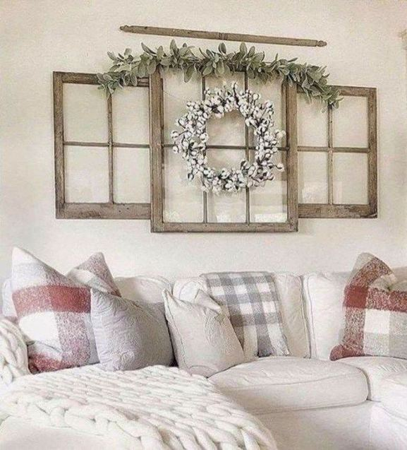 14 Affordable DIY Farmhouse Home Decor Ideas On A Budget 15
