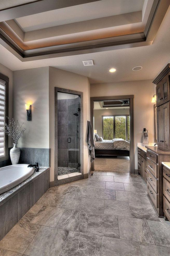14 Beautiful Master Bathroom Remodel Ideas 04