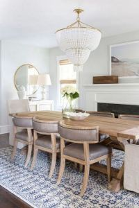 14 Incredible Rustic Dining Room Table Decor Ideas 05
