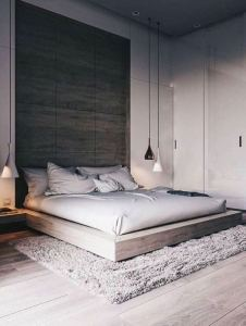 16 Minimalist Master Bedroom Design Trends Ideas 11