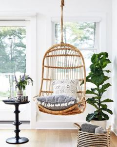 18 Adorable Hanging Chairs Ideas For Indoors And Outdoors 07