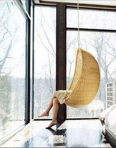 18 Adorable Hanging Chairs Ideas For Indoors And Outdoors 22