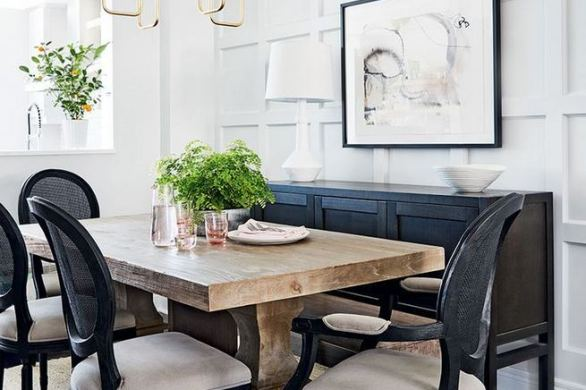 21 Totally Inspiring Small Dining Room Table Decor Ideas 22