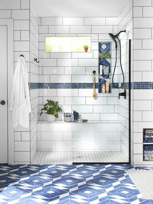 15 Beautiful Walk In Shower Ideas For Small Bathrooms 15