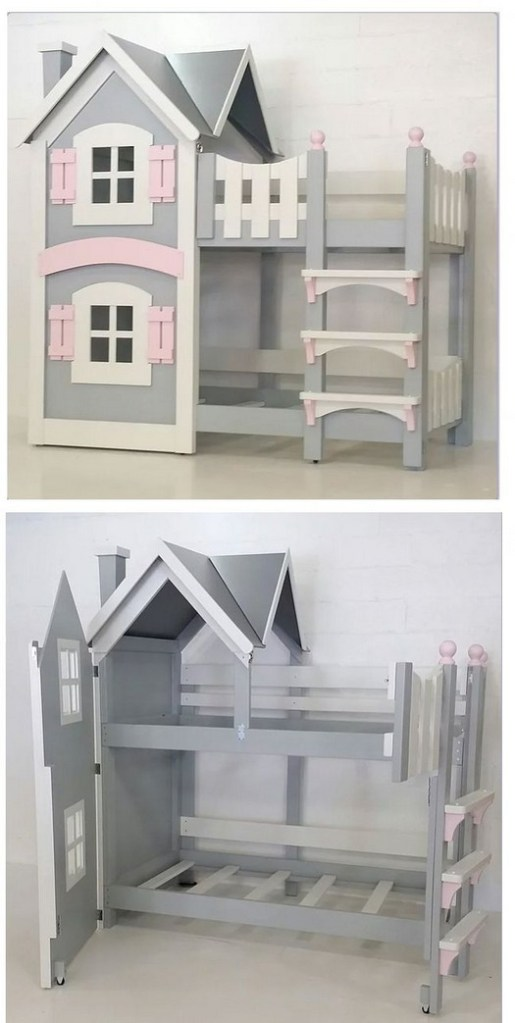 15 Most Popular Of Kids Bunk Bed Bedroom Furniture 08