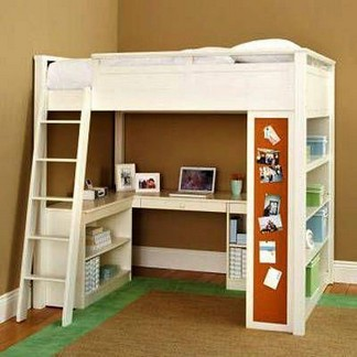 15 Top Popular Bunk Bed For Teenagers 04
