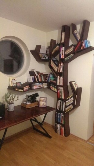 15 Unique Bookshelf Ideas For Book Lovers 03