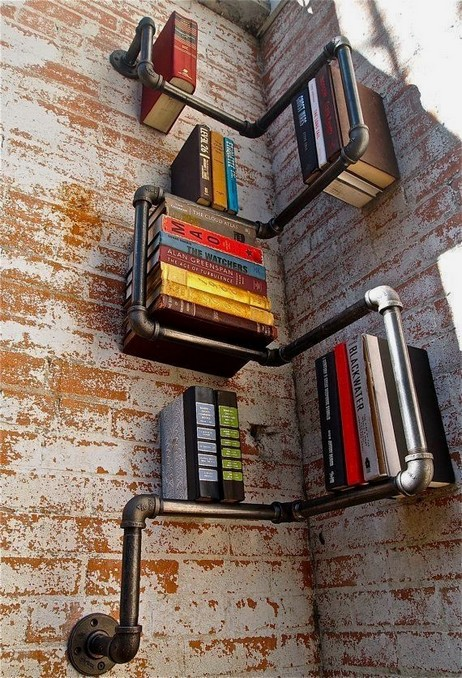 15 Unique Bookshelf Ideas For Book Lovers 04