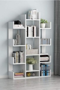 15 Unique Bookshelf Ideas For Book Lovers 18