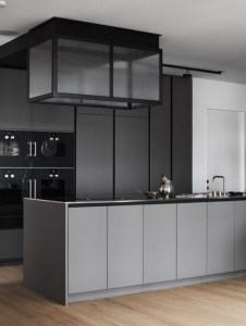 16 Amazing Modern Kitchen Cabinets Design Ideas 02