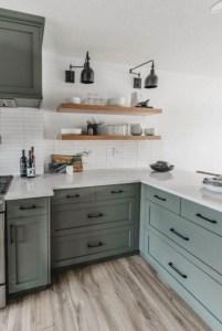 16 Amazing Modern Kitchen Cabinets Design Ideas 10