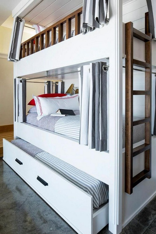 16 Best Choices Of Kids Bunk Bed Design Ideas 06
