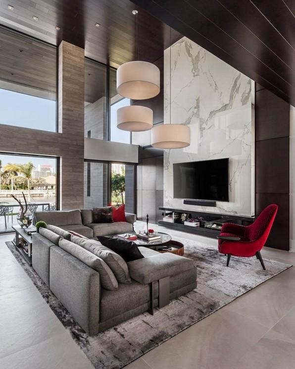 16+ Luxury Living Room Design Small Spaces Ideas #LivingRoom ...