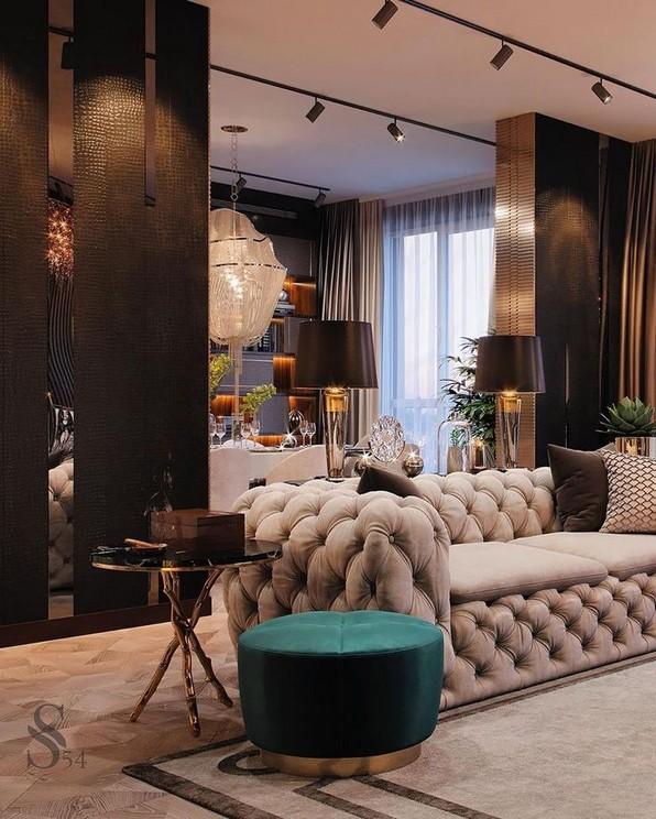 16 Luxury Living Room Design Small Spaces Ideas 20