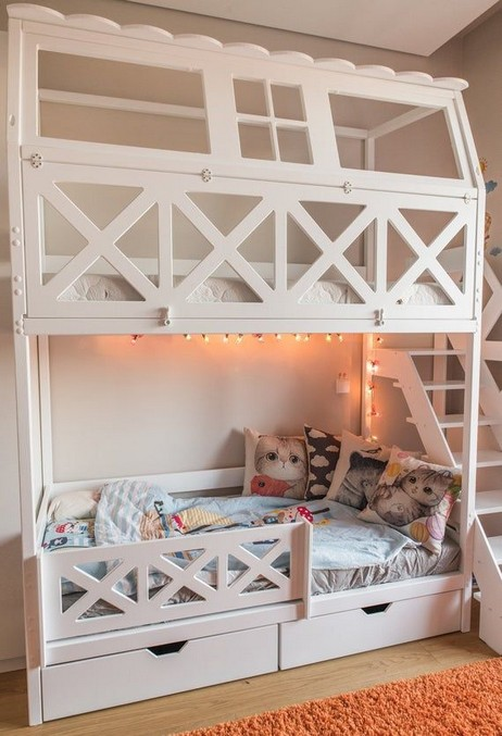 16 Model Of Kids Bunk Bed Design Ideas 01
