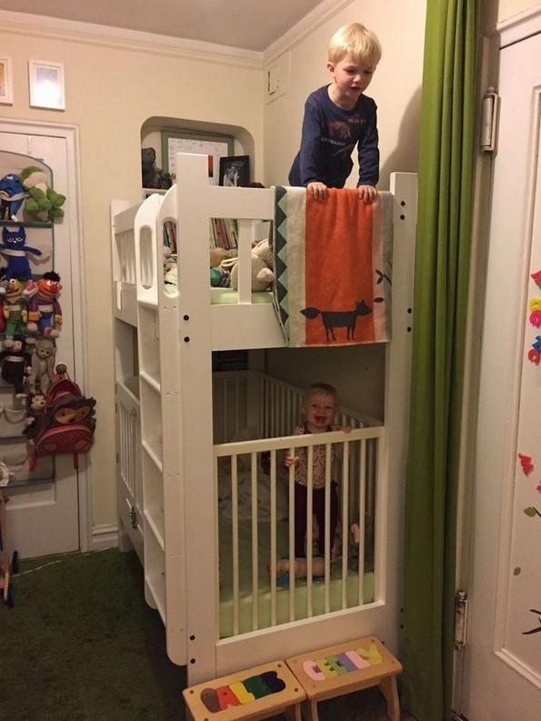 16 Model Of Kids Bunk Bed Design Ideas 19