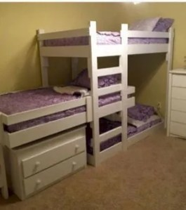 16 Top Choices Bunk Beds For Kids Design Ideas 09