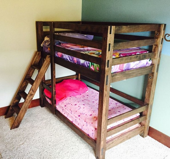 16 Top Choices Bunk Beds For Kids Design Ideas 10