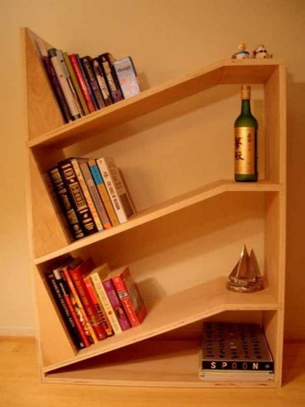 17 Amazing Bookshelf Design Ideas 04