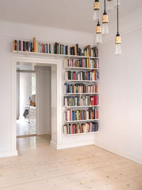 17 Amazing Bookshelf Design Ideas 05