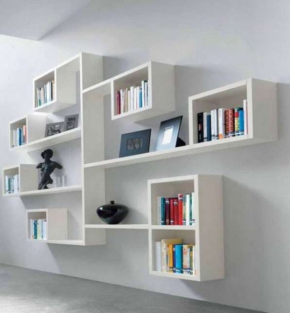 17 Amazing Bookshelf Design Ideas 15