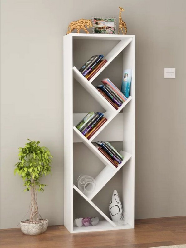 17 Amazing Bookshelf Design Ideas 17