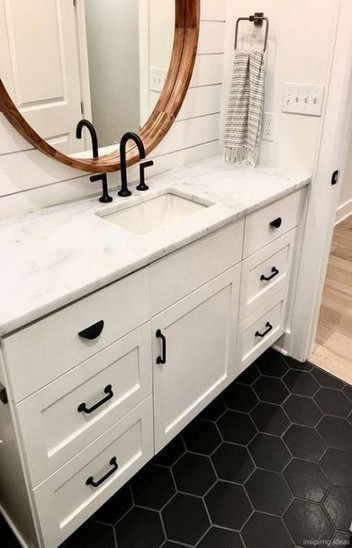 17 Best Of Modern Farmhouse Bathroom Vanity Decoration Ideas 15