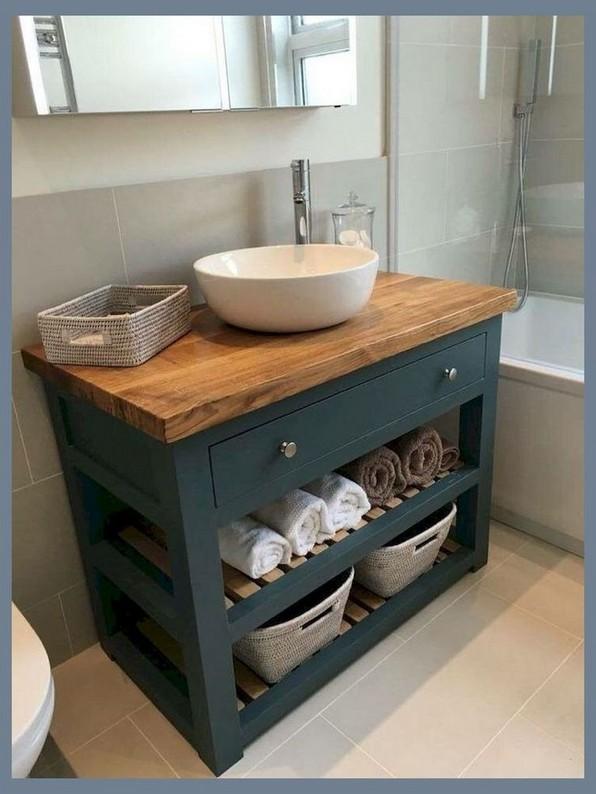 17 Best Of Modern Farmhouse Bathroom Vanity Decoration Ideas 21