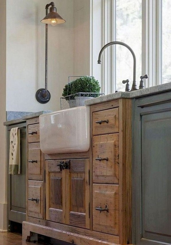 17 Best Rustic Kitchen Design You Have To See It 04