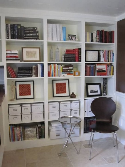 17 Bookshelf Organization Ideas – How To Organize Your Bookshelf 15