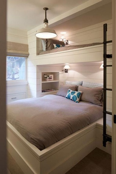 17 Boys Bunk Bed Room Ideas 02