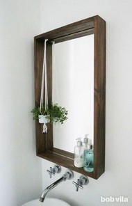 17 Great Bathroom Mirror Ideas 01