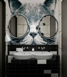 17 Great Bathroom Mirror Ideas 15