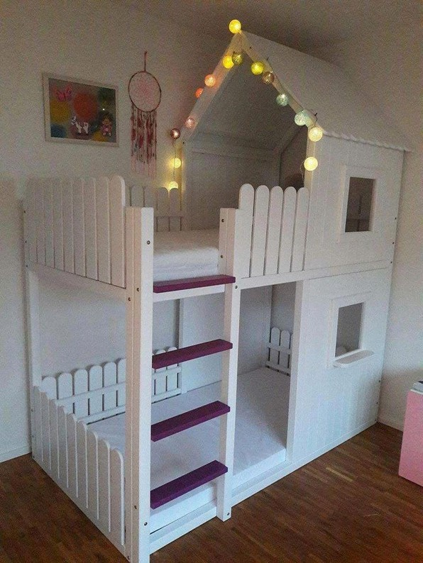 17 Kids Bunk Bed Decoration Ideas 07