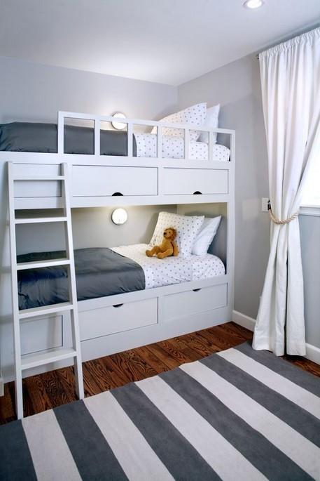 17 Kids Bunk Bed Decoration Ideas 19