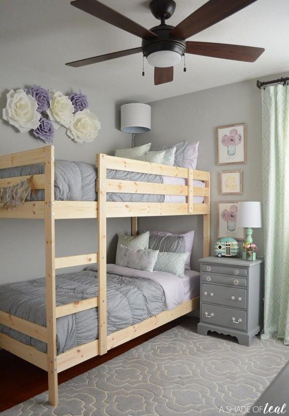 17 Kids Bunk Bed Decoration Ideas 21