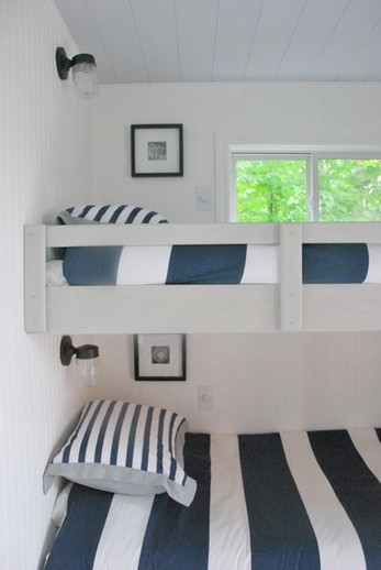 17 Most Popular Floating Bunk Beds Design 08