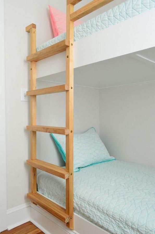 17 Most Popular Floating Bunk Beds Design 14
