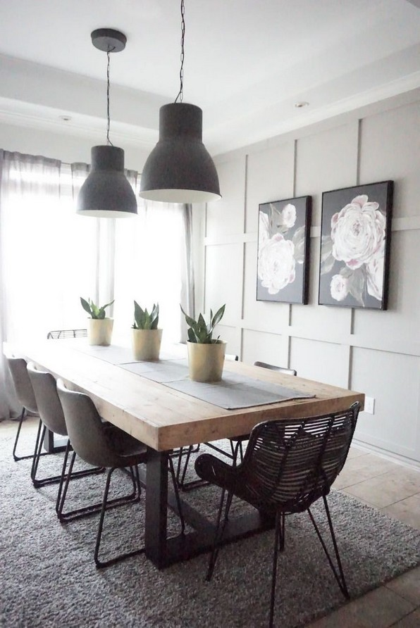 17 Most Popular Of Modern Dining Room Tables In A Contemporary Style 03