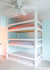 17 Top Picks For A Triple Bunk Bed For Kids Rooms 09