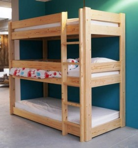 17 Top Picks For A Triple Bunk Bed For Kids Rooms 16