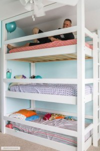 17 Top Picks For A Triple Bunk Bed For Kids Rooms 18