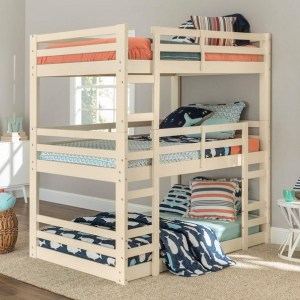 17 Top Picks For A Triple Bunk Bed For Kids Rooms 19