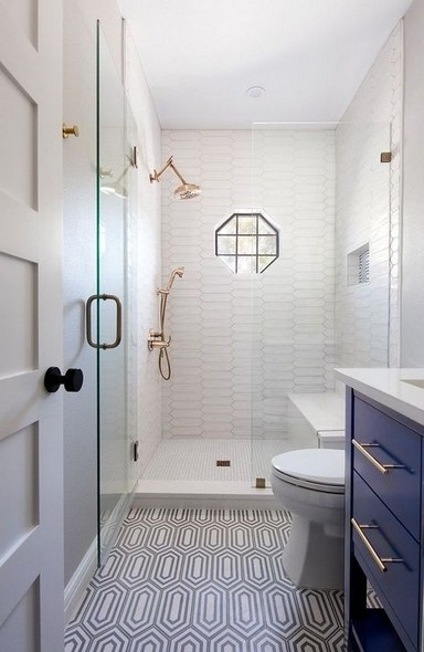 18 Best Bathroom Tile Ideas 20