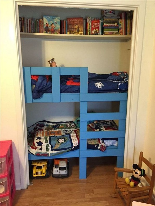 18 Boys Bunk Bed Room Ideas – 4 Important Factors In Choosing A Bunk Bed 05