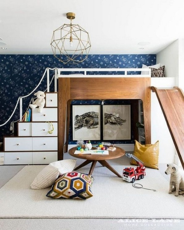 18 Boys Bunk Bed Room Ideas – 4 Important Factors In Choosing A Bunk Bed 17